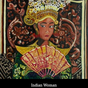 064-INDIAN-WOMAN